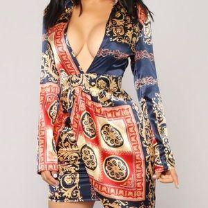 Fashion Nova Living on the Boulevard dress
